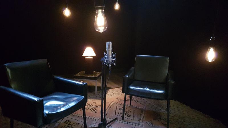 Traquenard - Vie - Studio LDC - Captation vidéo
