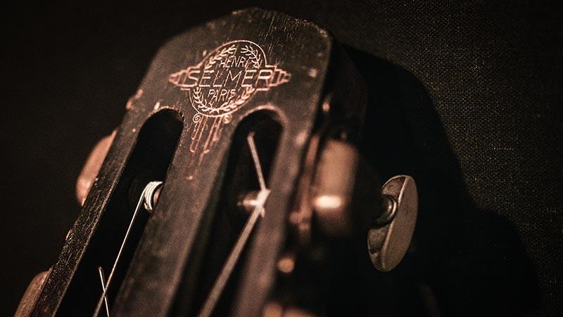 Guitare Selmer - Adrien Moignard Trio & Guests - Studio LDC
