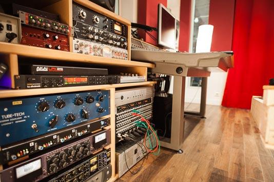 Studio LDC - Enregistrement, Mixage et Production à Distance
