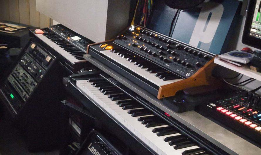 Mixage, production et enregistrement à distance en «live»